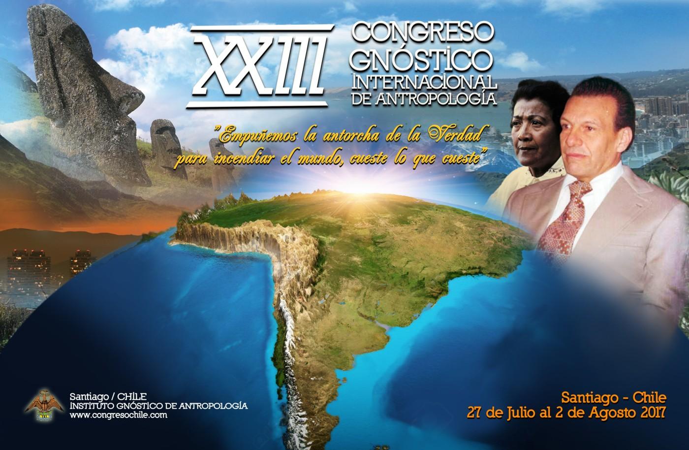 Congreso Gnóstico Internacional Chile 2017