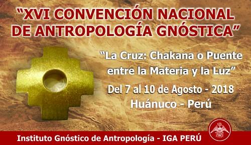 Convención Peruana , Agosto de 2018