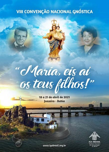 Convenção Gnóstica Nacional- Brasil 2021