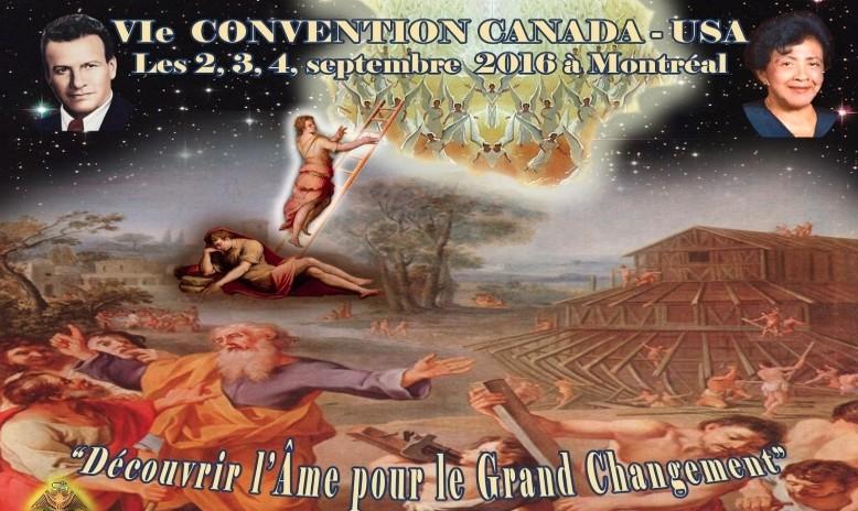 VI Convención Canada Usa - Septiembre 2016